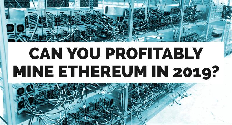 ethereum in 2019