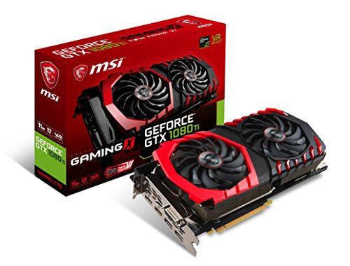MSI GeForce GTX 1080 Ti