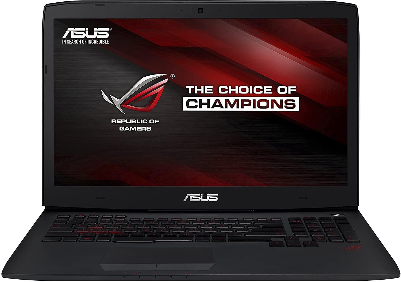 ASUS G751JT 17-Inch Gaming Laptop