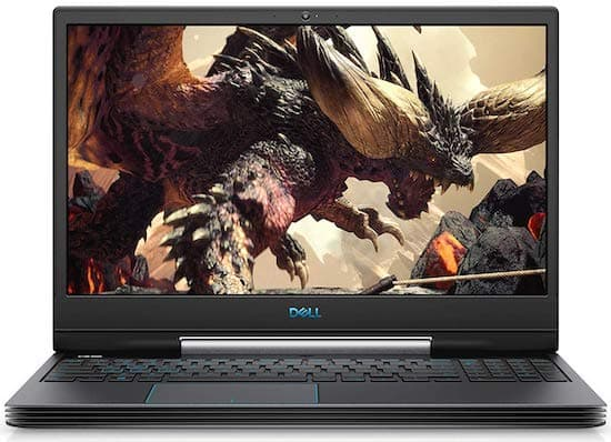 Dell G5 (2019) High Performance Laptop for Photo Editing