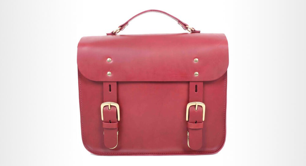 Figbags - The Hanborough Leather Satchel Camera Bag