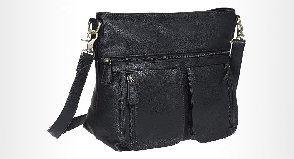 Jo Totes - Allison Camera Bag with Dual Front Pouches