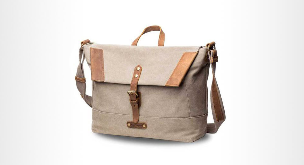 Kelly Moore - The Pioneer Canvas Camera Bag
