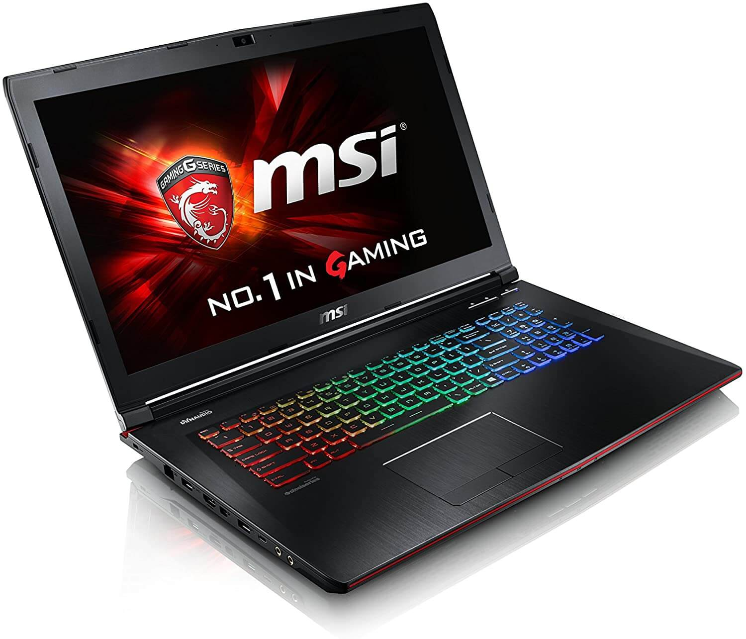 MSI GE72 Apache Pro-001 17.3 SLIM AND LIGHT GAMING LAPTOP NOTEBOOK