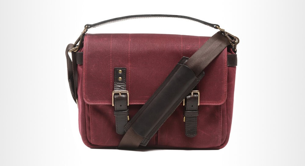 ONA - Prince Street Camera Messenger Bag