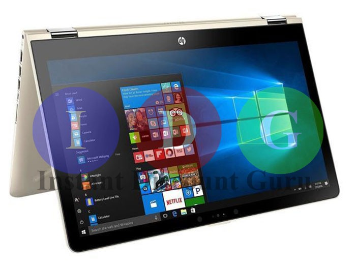 Flagship 2019 Premium HP Pavilion X360 15.6″ 2-in-1