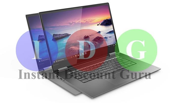 """Lenovo Yoga 730 (15"""") Laptop Convertible"""