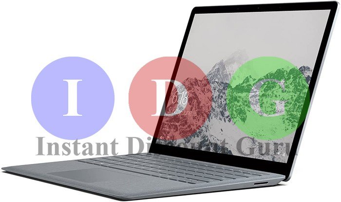 Microsoft Surface Laptop (1st Gen) Intel Core i7