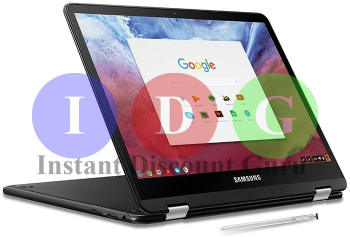 Samsung Chromebook Pro Convertible Touch Screen Laptop