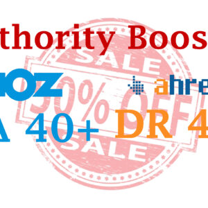 DA DR 40 Authority Booster